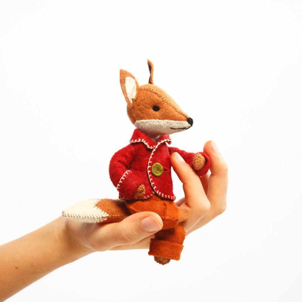 Fox Ornament Craft