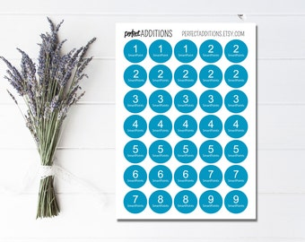 Weight Watchers SmartPoints Stickers - Weight Watcher Points Values Reminders- WW Points Stickers - 35 Weight Watchers Smart Points Stickers