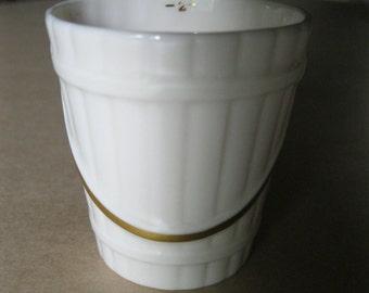 Vintage Lenox Bucket Jigger