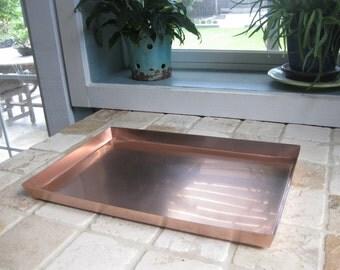 Copper Tray