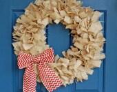 Custom Wreath for Annika