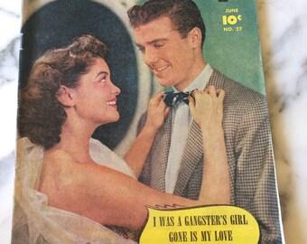 Life Story Comic Book Magazine June 1951 volume 5 #27