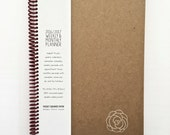 2016-2017 Academic Planner LARGE