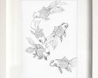 Goldfishes I