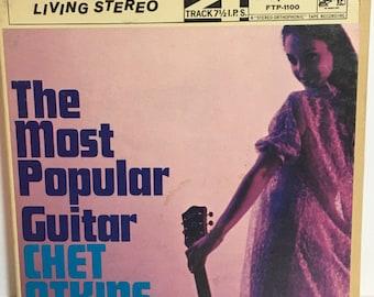 "Original Chet Atkins ""The Most Popular Guitar"" Reel to Reel Tape"
