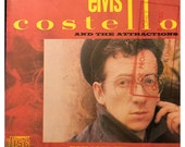 CD: Elvis Costello and The Attractions-Punch The Clock (1983 Columbia Records)