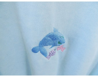 Dolphin Sweater - XS/S