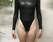 High Waisted Body Suit