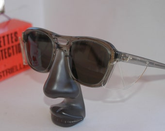 AMÉRICAN OPTICAL Vintage sunglasses sécurité A/O