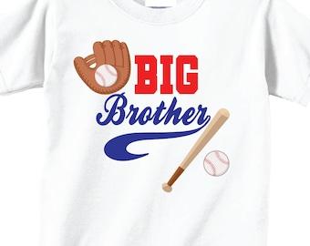 Big Brother Shirts and Tshirts with Baseball Shirts  and Tshirts