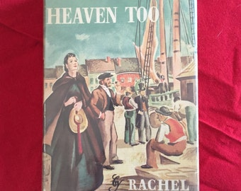 1938 SIGNED  'All this and Heaven too!'
