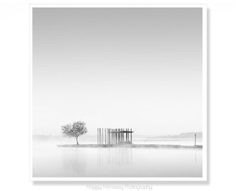 Black and white minimalist photography minimalist wall art for Minimalist gifts for housewarming