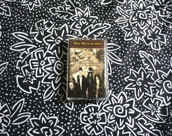 The Black Crowes - Southern Harmony And Musical Companion Cassette Tape. Vintage 90s Alternative Stoner Classic Rock n Roll Grunge Cassette