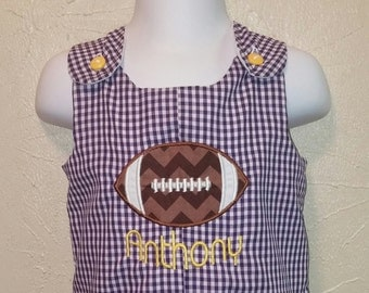 Boys Football Shortalls or Longalls - Buy 3 or more get 10% off...