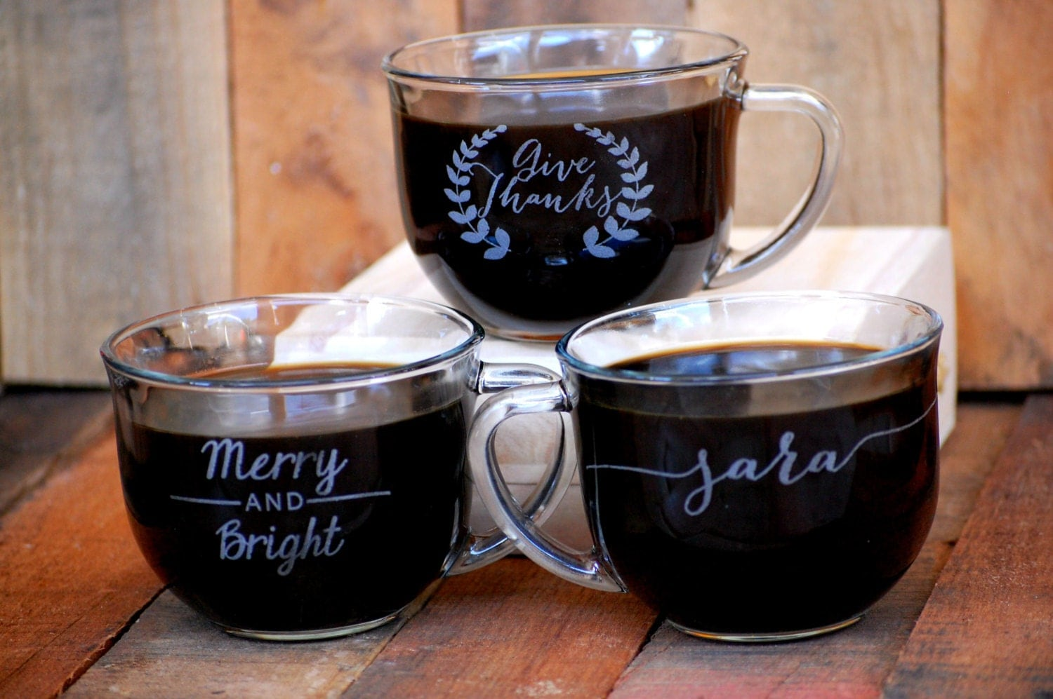 Customized Wedding Coffee Mugs : Custom Coffee Shop Mugs, Coworker Gift, Coffee Bar, Custom Wedding ...