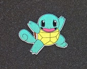 Pokemon: Squirtle Iron-On Patch - Limited Stock