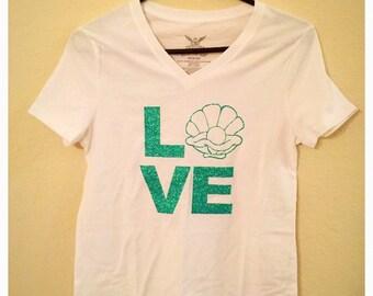 Oyster LOVE t-shirt