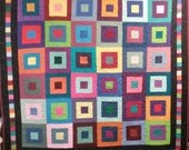 Blocks of Color Quilt