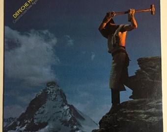 Depeche Mode - Construction Time Again (1983) Vinyl LP Record