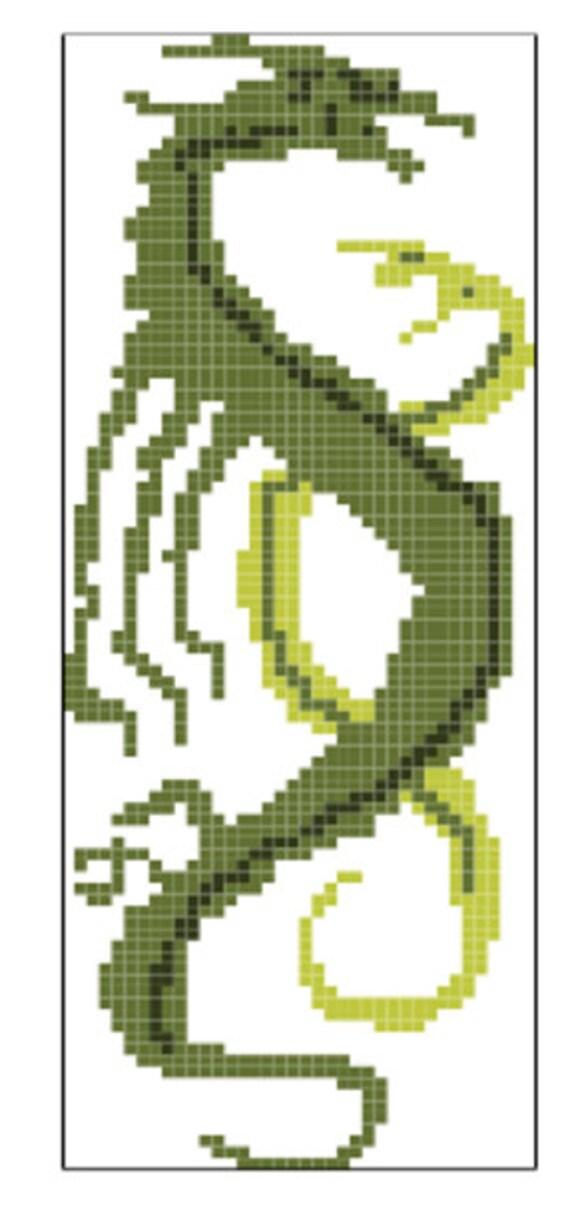 Dragon Age Tevinter Cross Stitch Pattern PDF from ...