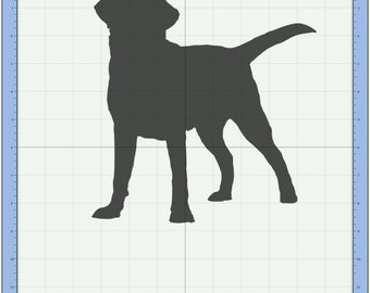 Labrador Retriever SVG cutting file