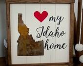 Love my Idaho home