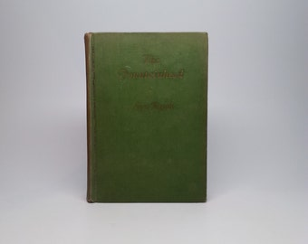 First Edition The Fountainhead by Ayn Rand Bobbs-Merrill, 1943 Hardcover Book