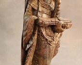 Antique Ganesha Hindu Carving, Indonesia