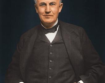 Tomas Edison , Edison Taken in 1920