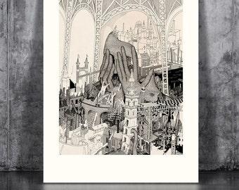Judith - Giclée Print