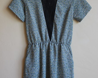 Baby Blue San Fran Summer Dress