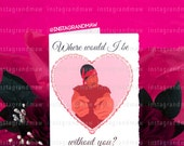 Ja Rule Valentine's Day Card (Will not arrive in time for Valentine's Day 2/14/2016)