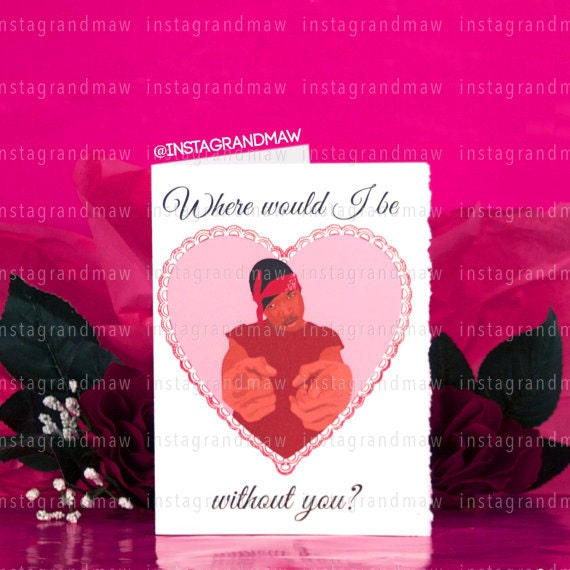 Ja Rule Valentine's Day Card