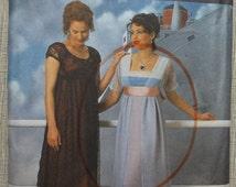 Titanic Dress in Sizes 16-20 All 14 Uncut/FF Pieces Simplicity Sewing Pattern 8399 Costumes Early 20th Century