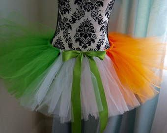 Irish Tutu - St Patrick's Day Tutu - Irish Flag