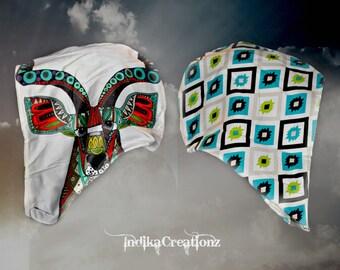 MAJESTIC // Organic Cotton Hood - Ready to Ship!