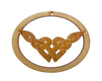 Celtic Symbol Ornament - Irish Ornaments - Celtic Knot Ornament - Celtic Ornament - Celtic Knot Designs - Celtic Symbol - Personalized Free