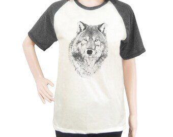 Wolf shirt top trending shirt women t-shirt men t-shirt short sleeve t-shirt size S M L