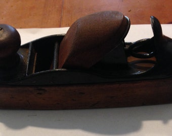 "Antique, VERY SPECIAL, ""PROTOTYPE"" Transitional Wood Plane"