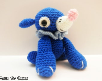 Crochet Popplio Inspired Chibi Pokemon Starter
