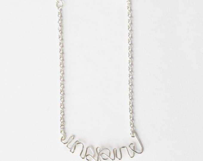 Inspire Bracelet (Silver)