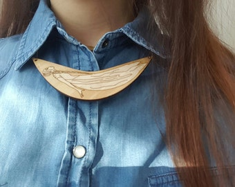 Mystery girl necklace