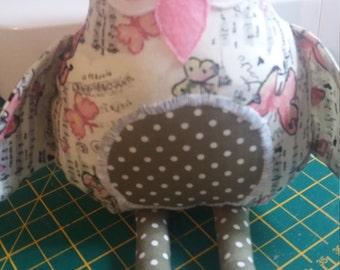 Easy Little Owl Sewing Pattern