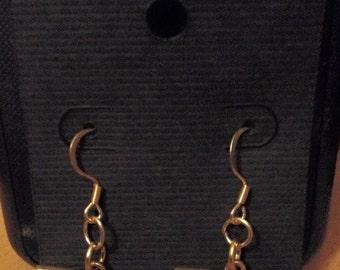 PRICE REDUCED! Wonder Woman Inspired Earrings
