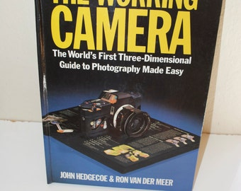 The Working Camera Pop-Up Book 1986