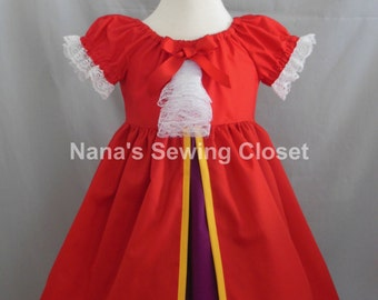 Captain Hook Dress