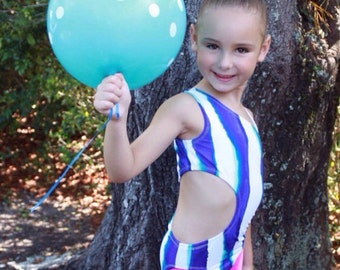 Side cut out leo. Dancewear. Leotard