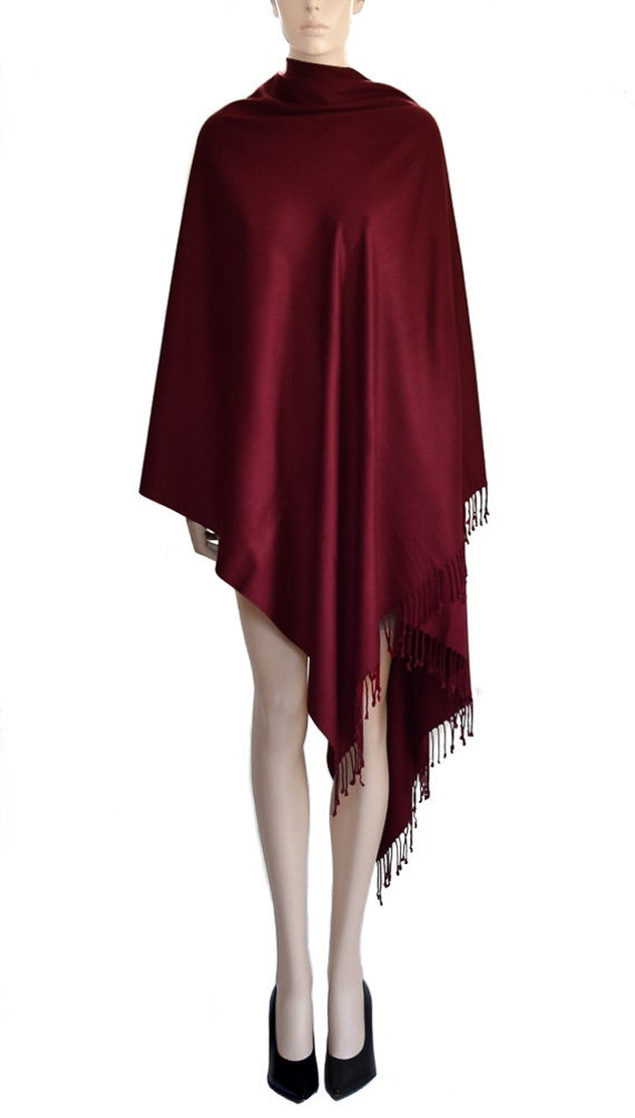 Vintage Wool Shawl 73