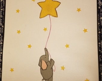 Dreaming elephant