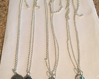 More Best Friend Necklaces!